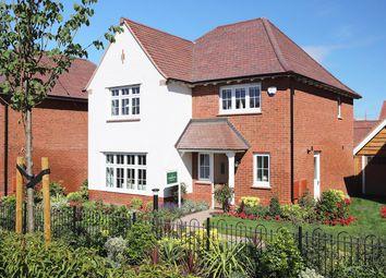 Thumbnail 4 bedroom detached house for sale in Headcorn Road, Staplehurst