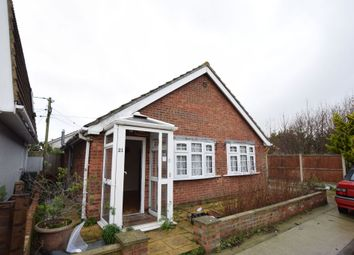 Thumbnail 2 bed detached bungalow to rent in Napier Avenue, Jaywick, Clacton-On-Sea