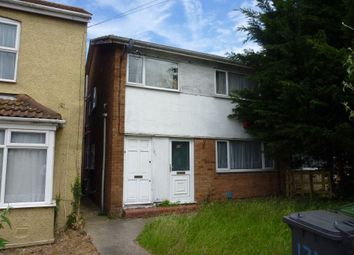 Thumbnail 2 bed flat to rent in Beechwood Road, Leagrave, Luton