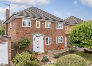 Thumbnail 3 bed detached house to rent in Clevedon, Weybridge