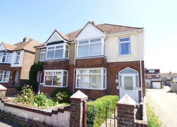 Thumbnail 3 bedroom semi-detached house for sale in Brighton Avenue, Gosport