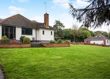 4 bed detached bungalow for sale in Grimstock Hill, Coleshill, Birmingham B46