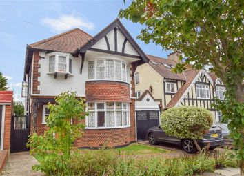 Thumbnail 3 bed detached house to rent in Medway Crescent, Leigh-On-Sea, Essex