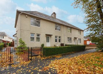 Thumbnail 2 bed flat for sale in Melville Street, Kilmarnock