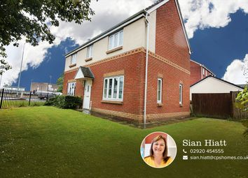 Thumbnail 4 bed detached house for sale in Wyncliffe Gardens, Pentwyn, Cardiff