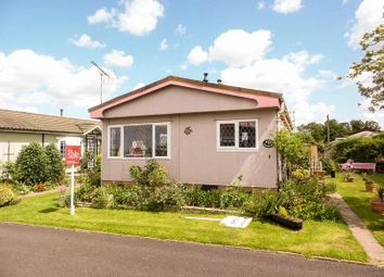 Thumbnail 2 bed detached bungalow for sale in Queens Avenue, Tower Park, Hullbridge, Hockley