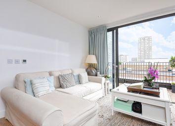 Thumbnail 1 bed penthouse for sale in Cobalt Place, London