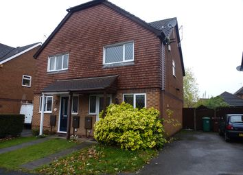 Thumbnail 2 bedroom semi-detached house for sale in Lindum Road, Nottingham