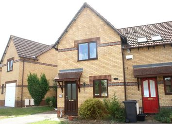 Thumbnail 2 bedroom end terrace house to rent in Rochelle Way, Duston, Northampton