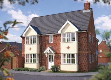 "Thumbnail 3 bed property for sale in ""The Sheringham"" at Off Mytton Oak Road, Shropshire, Shrewsbury"