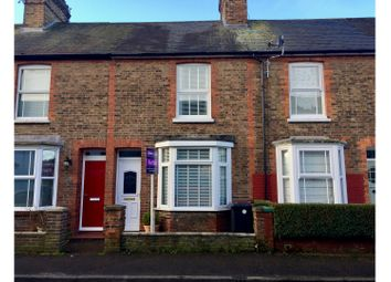 Thumbnail 3 bedroom terraced house for sale in Whyke Lane, Chichester