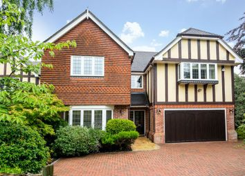 Thumbnail 5 bed detached house for sale in Little Hill, Chorleywood