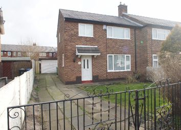 Thumbnail 3 bed end terrace house for sale in Kirkstone Avenue, Warrington