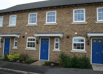 Thumbnail 2 bed terraced house to rent in Allington Rise, Sherfield-On-Loddon, Hook