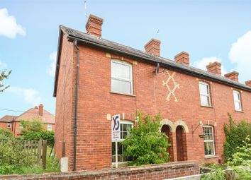 Thumbnail 2 bed end terrace house to rent in Challow Road, Wantage