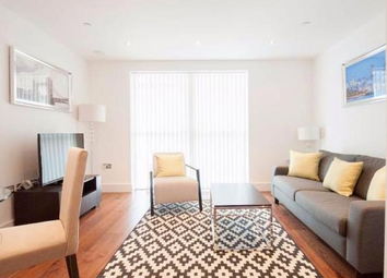 Thumbnail 1 bedroom flat for sale in Talisman Tower, Lincoln Plaza, Canary Wharf, London