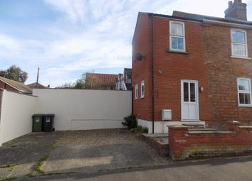 Thumbnail 2 bedroom end terrace house for sale in Crawford Road, Cromer