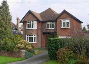 Thumbnail 4 bed detached house for sale in Barnfield Road, Riverhead, Sevenoaks