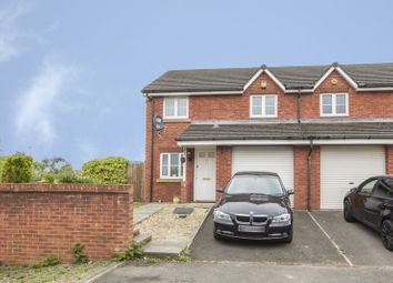 Thumbnail 3 bed semi-detached house for sale in Argosy Way, Newport