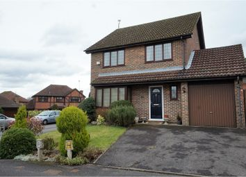 Thumbnail 4 bed detached house for sale in Shaftesbury Mount, Hawley Hill