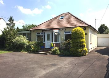 Thumbnail 4 bed detached bungalow for sale in Norman Road, Saltford, Near Bath