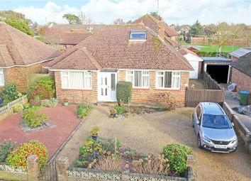 Thumbnail 3 bed detached bungalow for sale in Sea Road, East Preston, Littlehampton
