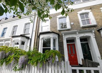 Thumbnail 4 bed terraced house for sale in Harcombe Road, Stoke Newington, London