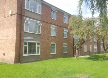 Thumbnail 2 bed flat for sale in Budworth Gardens, Droylsden, Manchester
