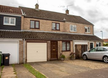 Thumbnail 3 bed terraced house for sale in Clark Road, Ditchingham, Bungay