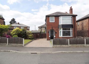 Thumbnail 3 bed detached house for sale in Shelley Grove, Droylsden, Manchester