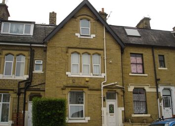Thumbnail 4 bed end terrace house to rent in Shipley Fields Road, Shipley