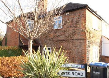 Thumbnail 3 bed end terrace house to rent in Armstrong Road, Englefield Green, Egham