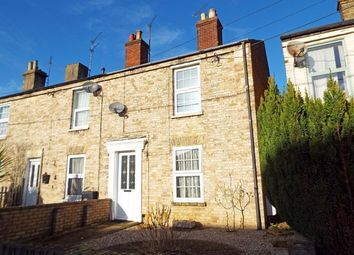 Thumbnail 2 bed end terrace house for sale in Providence Terrace, Swaffham