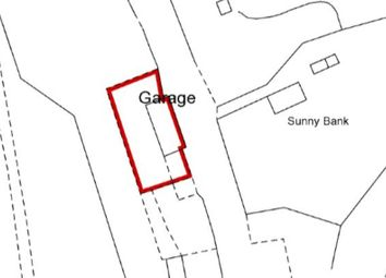 Thumbnail Land for sale in Egertons Garage, Thornthwaite, Keswick, Cumbria