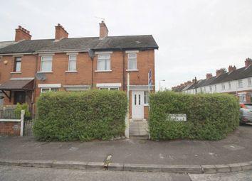 Thumbnail 3 bedroom end terrace house for sale in Strandburn Park, Belfast