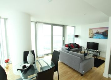 Thumbnail 1 bedroom flat to rent in Landmark Estates, Isle Of Dogs