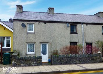 Thumbnail 2 bed end terrace house for sale in High Street, Bethesda, Bangor, Gwynedd