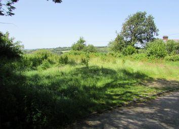 Thumbnail Land for sale in Building Plot Barnfield Cottage, Mill Lane, Bratton Fleming, Barnstaple, Devon