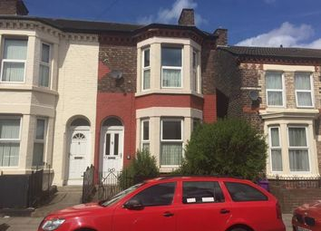 Thumbnail 4 bed end terrace house for sale in Dunluce Street, Walton, Liverpool