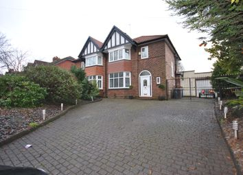 Thumbnail 4 bed semi-detached house for sale in Lancaster Road, Manchester