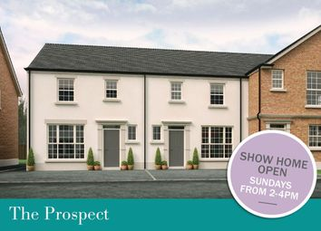 Thumbnail 3 bedroom terraced house for sale in Dillon/Harlow Green, Meeting Street, Moira