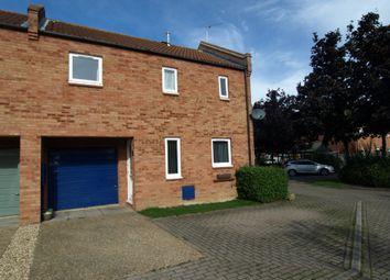 Thumbnail 3 bed semi-detached house for sale in Smeaton Close, Blakelands, Milton Keynes