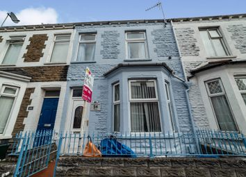 Thumbnail 3 bed terraced house for sale in Morel Street, Barry