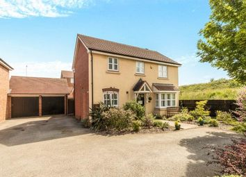 Thumbnail 3 bedroom detached house for sale in Jacombe Close, Warwick, .