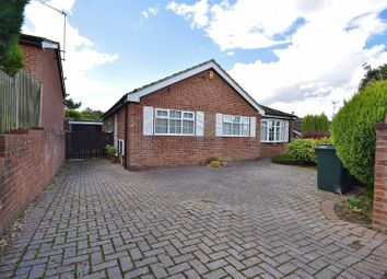 Thumbnail 3 bed detached bungalow for sale in Hereford Road, Ravenshead, Nottingham