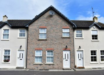 Thumbnail 3 bed town house for sale in Riverglade Manor, Lurgan