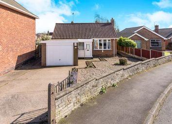 Thumbnail 3 bedroom bungalow for sale in Midfield Road, Kirkby-In-Ashfield, Nottingham, Notts