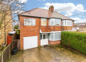 Thumbnail 5 bed semi-detached house for sale in Globe Road, Woodford Green