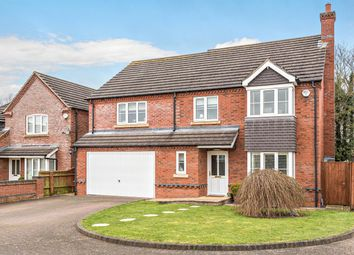 Thumbnail 5 bed detached house for sale in Maltby Way, Horncastle, Lincs