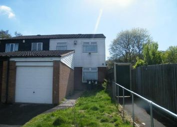 Thumbnail 3 bed semi-detached house for sale in Wast Hill Grove, Birmingham, West Midlands